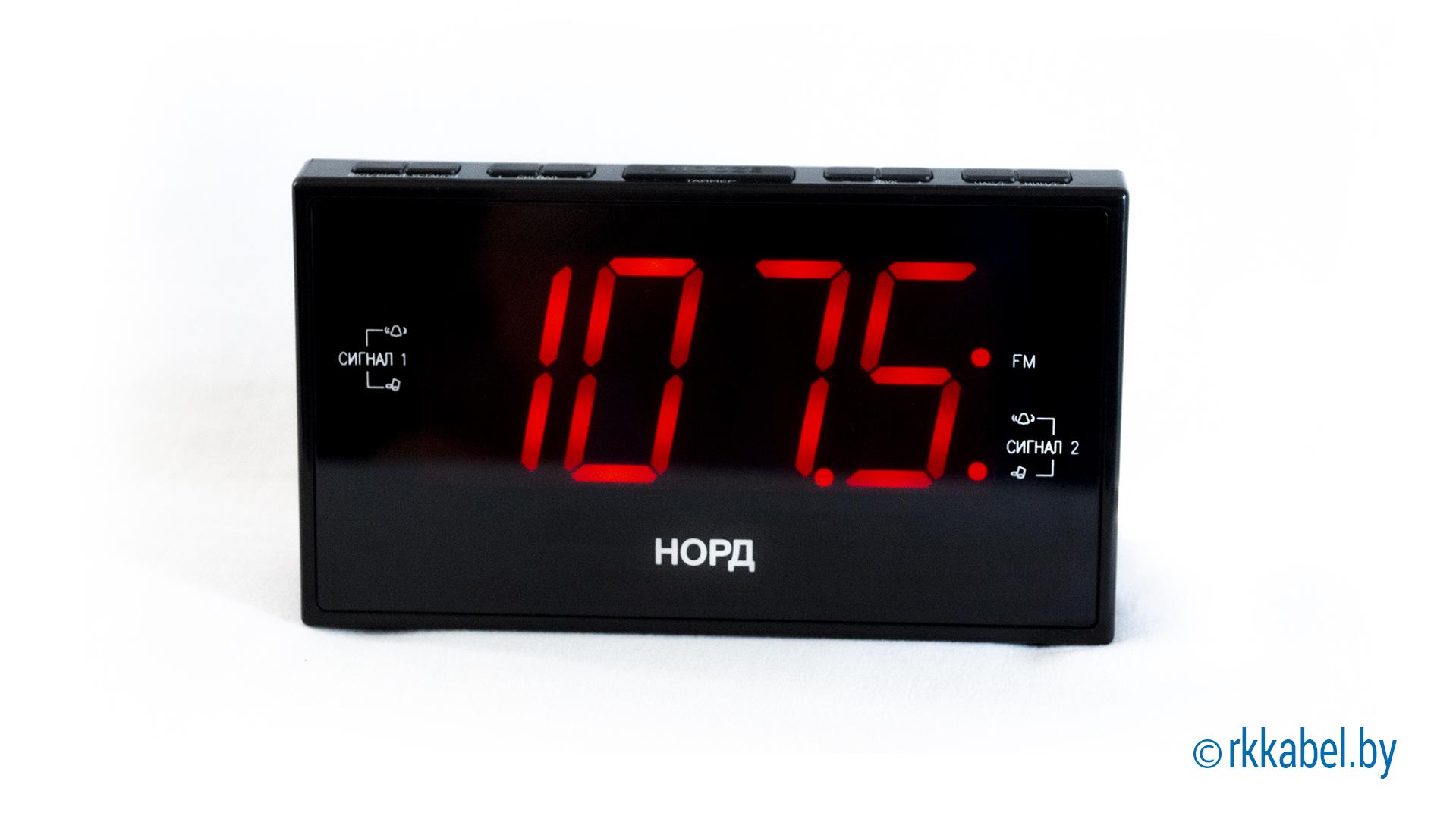 Приемник радиовещательный НОРД купить в Минске, цена, характеристики