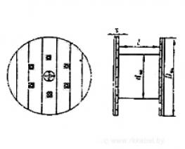 конструкция барабана