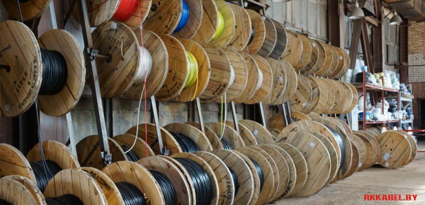 Отгрузка кабеля теперь на новом складе в Минске - rkkabel.by